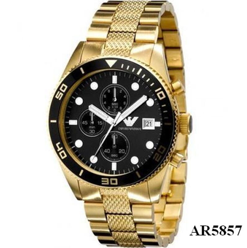 Emporio Armani AR5857. Pánske hodinky  b8fbc2f687