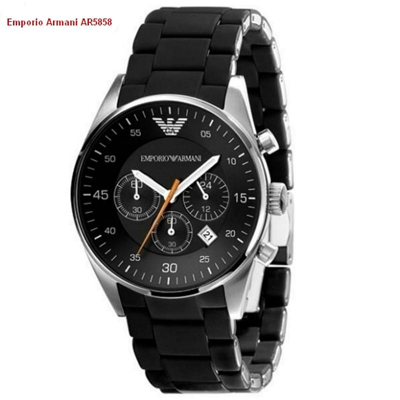 Emporio Armani AR5858. Pánske hodinky  a40cb66425