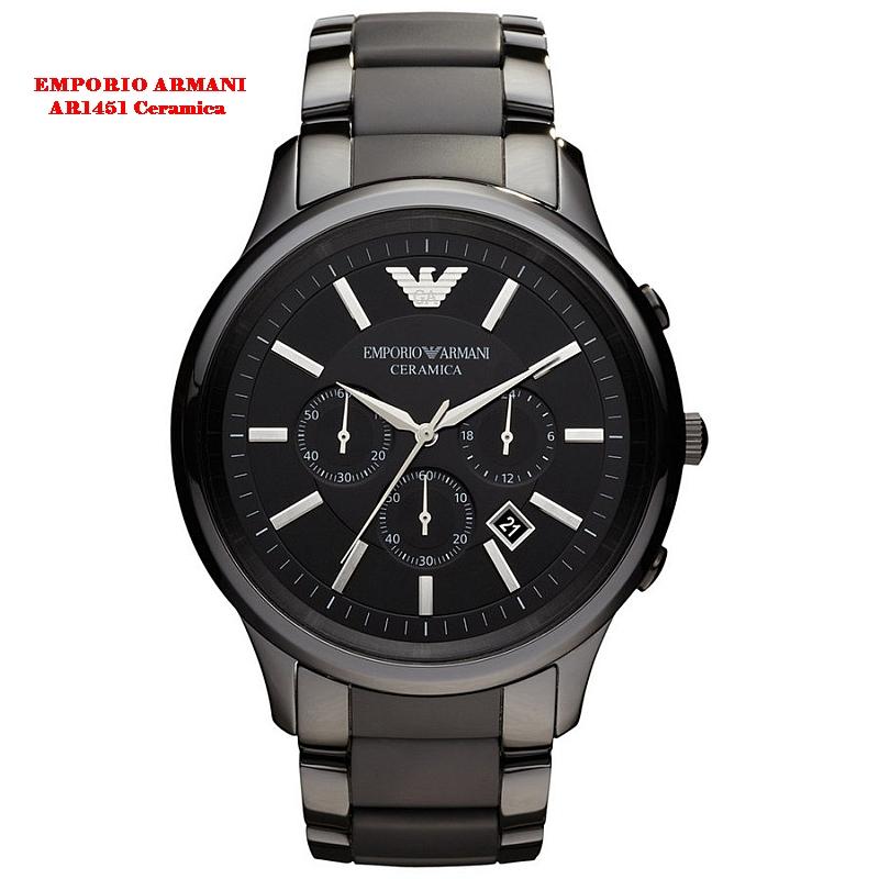 Emporio Armani AR1451 Ceramica. Pánske hodinky  4ad83c7e52