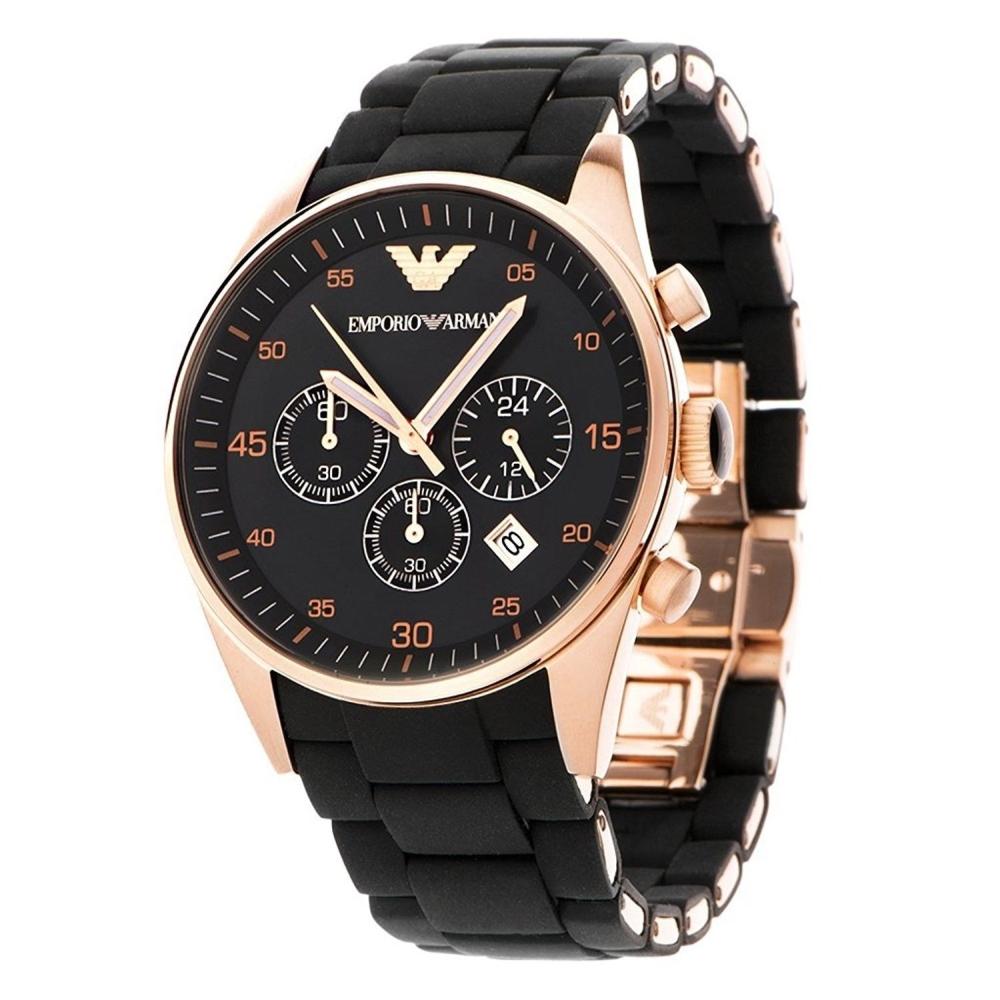 Emporio Armani AR5905 a AR5906 Pánske a dámske hodinky  63375a6c22