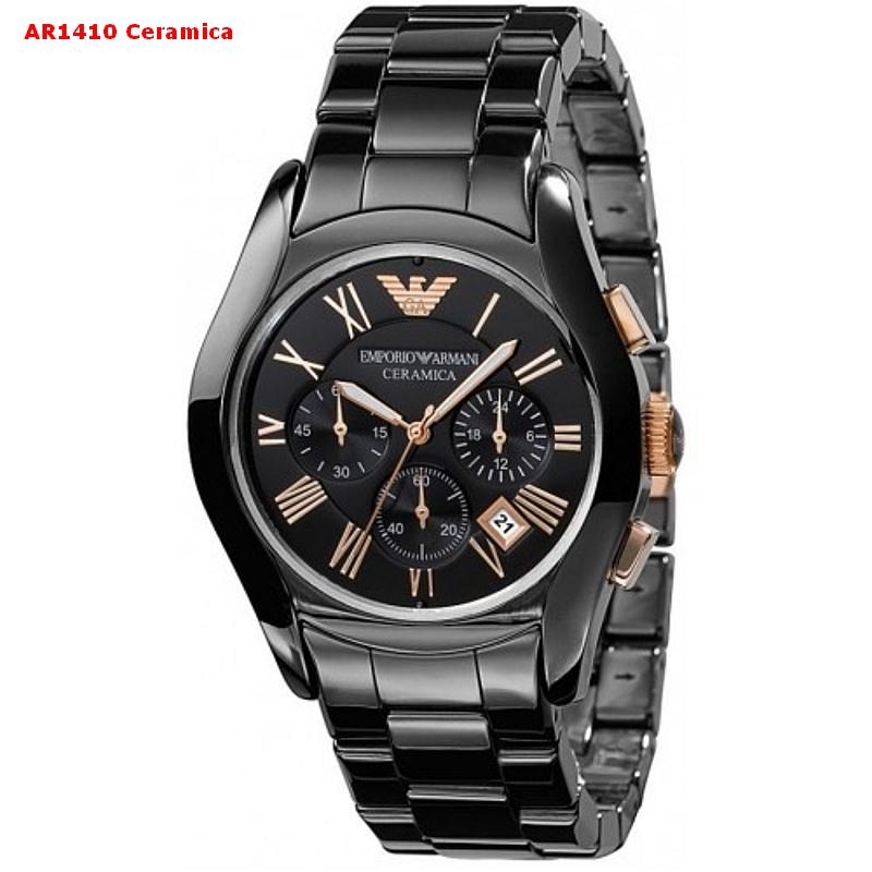 Emporio Armani AR1410 Ceramica. Pánske hodinky  681ff565c6