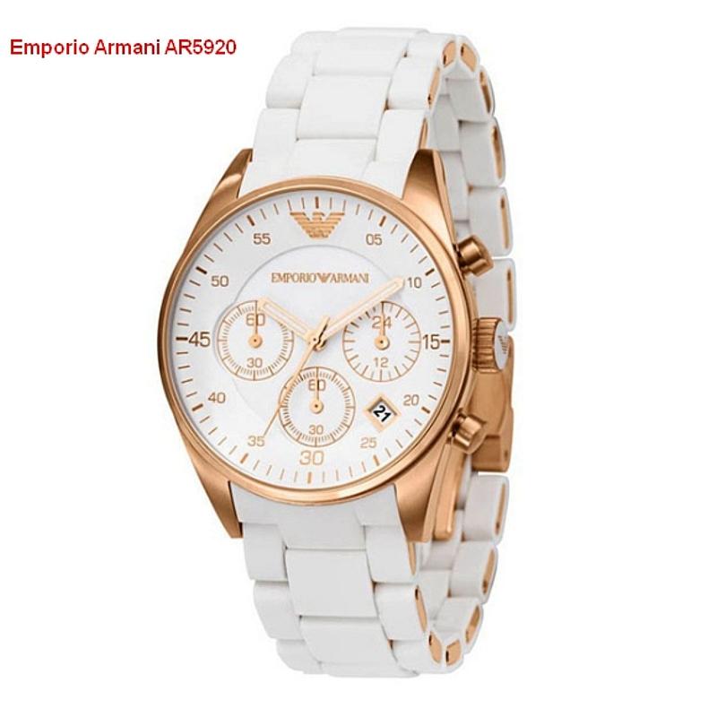 891deab1f Emporio Armani AR5920. Dámske hodinky | E-shop GOLDEN WAY SK