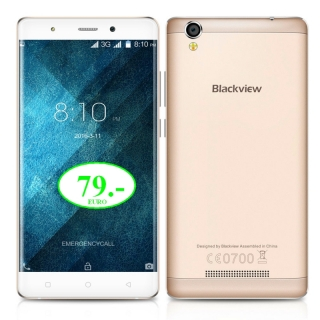 Blackview A8, 2 SIM, 1+8 GB
